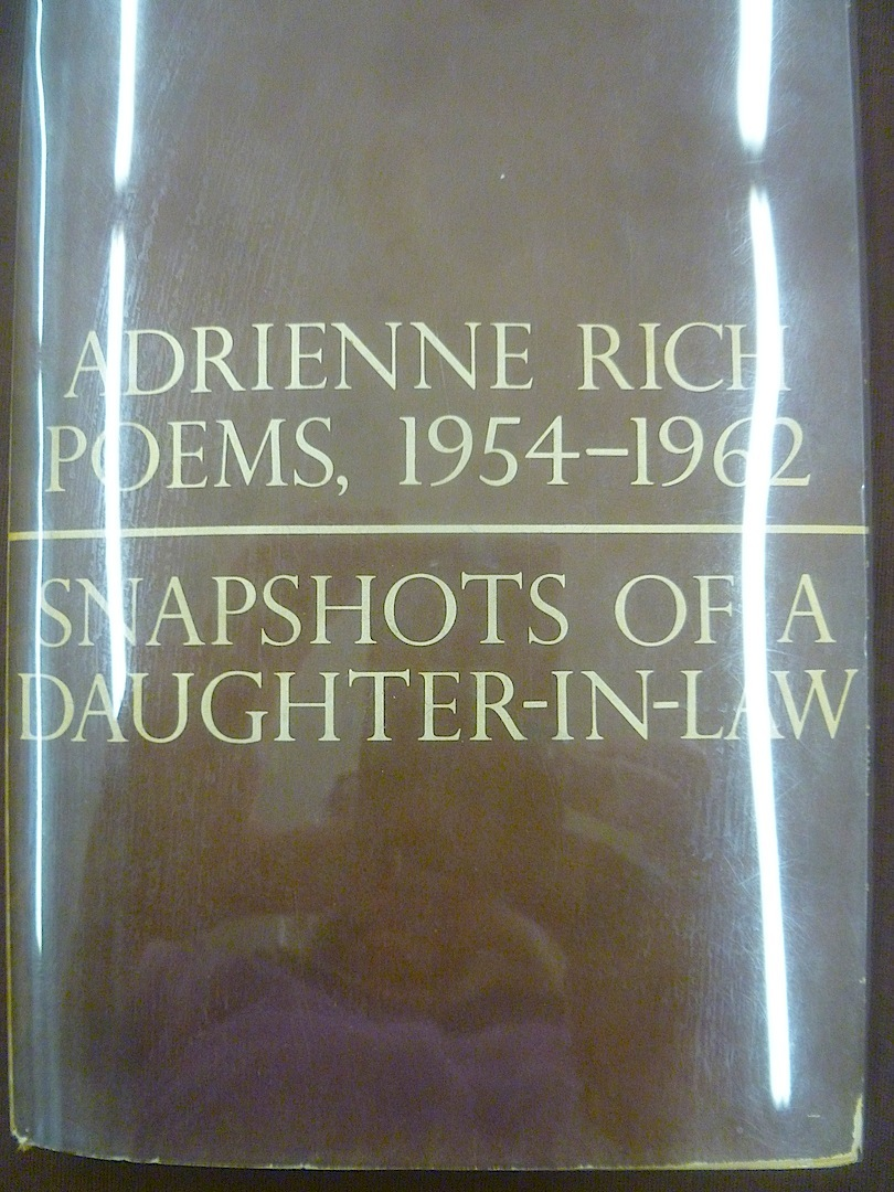 snapshot of a daughter in law poem